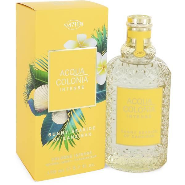 4711 Acqua Colonia Sunny Seaside Of Zanzibar Perfume