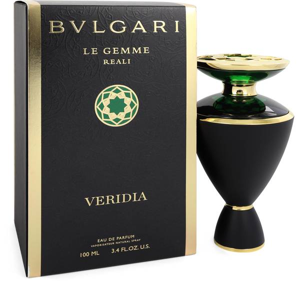 Bvlgari Le Gemme Reali Veridia Perfume