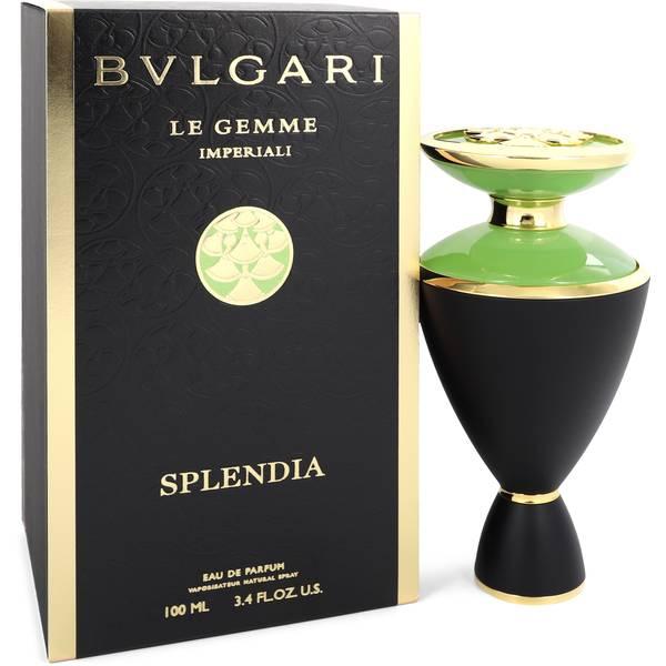 Bvlgari Le Gemme Imperiali Splendia Perfume