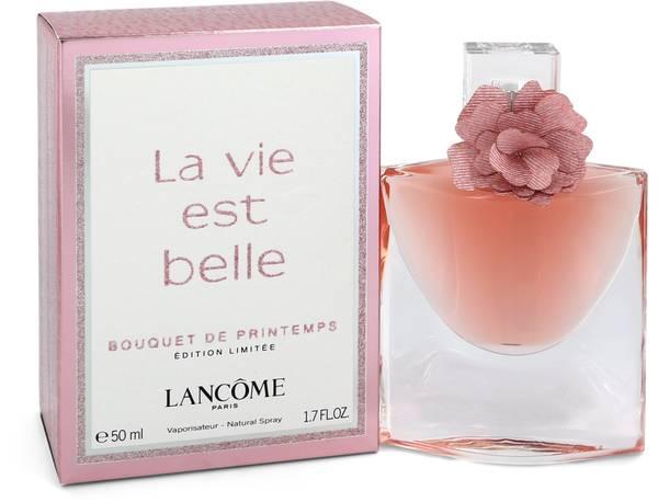 La Vie Est Belle Bouquet De Printemps Perfume