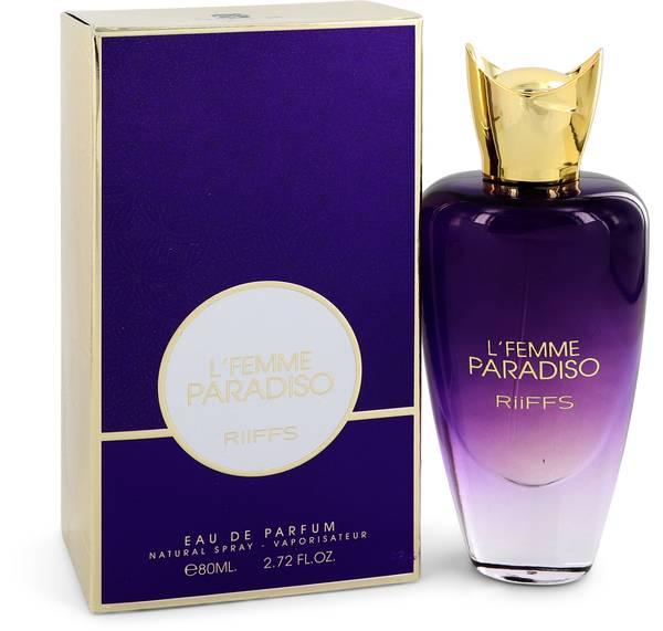 L'femme Paradiso Perfume by Riiffs