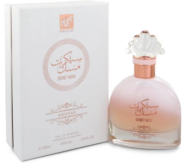Rihanah Secret Musk Perfume