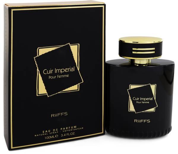 Cuir Imperial Perfume