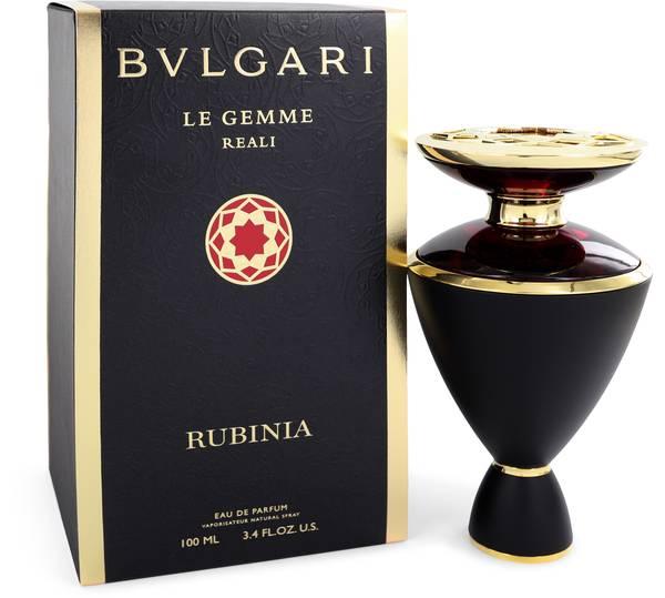 Bvlgari Le Gemme Reali Rubinia Perfume