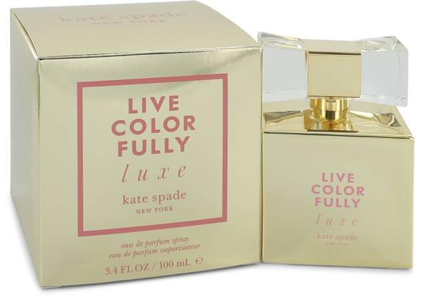 Live Colorfully Luxe Perfume