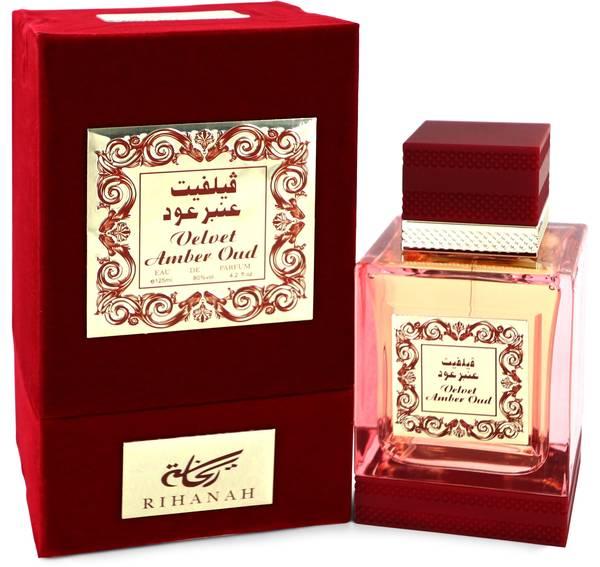 Velvet Amber Oud Perfume