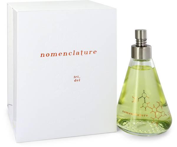 Nomenclature Iri Del Perfume by Nomenclature