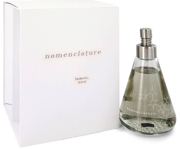 Nomenclature Lumen Esce Perfume by Nomenclature