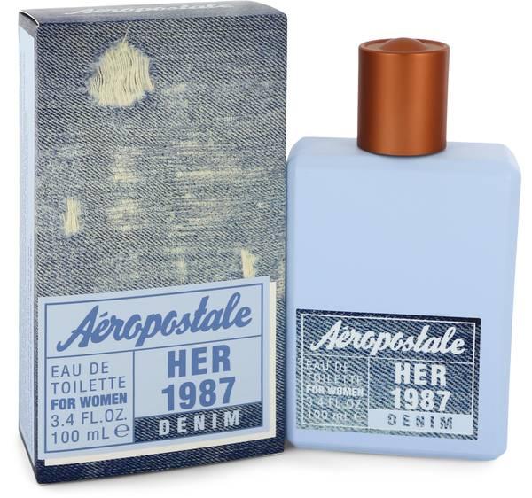 Aeropostale Her 1987 Denim Perfume