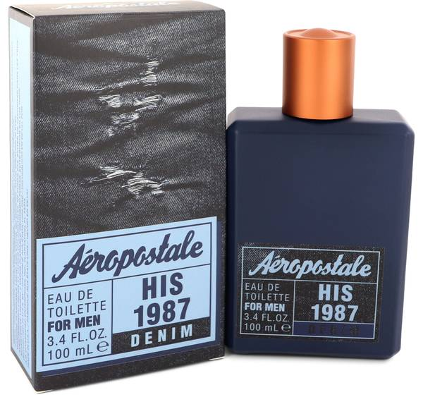 Aeropostale His 1987 Denim Cologne