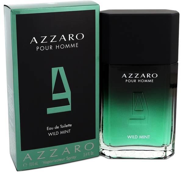 Azzaro Wild Mint Cologne