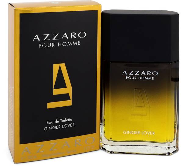 Azzaro Ginger Love Cologne
