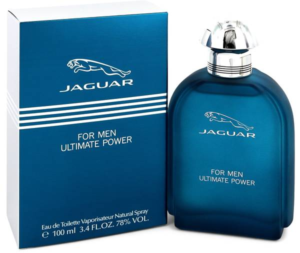 Jaguar Ultimate Power Cologne