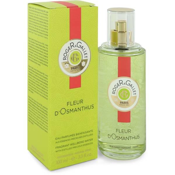 Roger & Gallet Fleur D'osmanthus Perfume