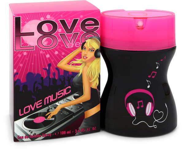 Love Love Music Perfume