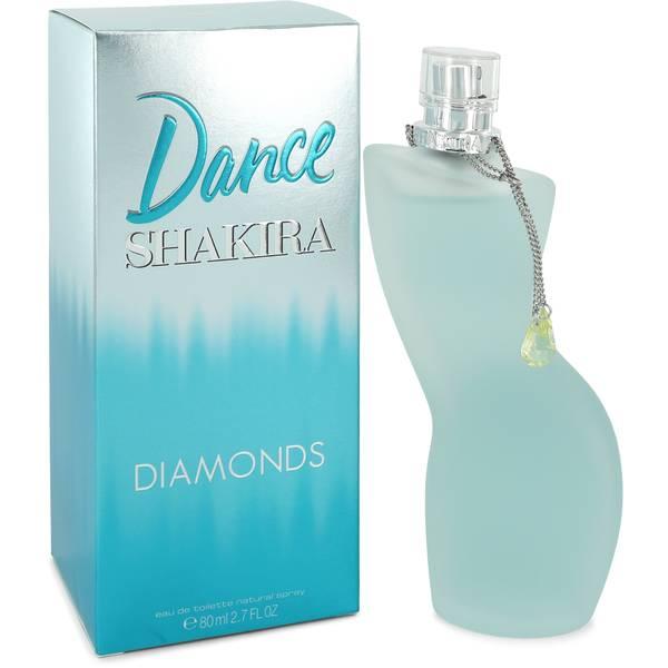 Shakira Dance Diamonds Perfume