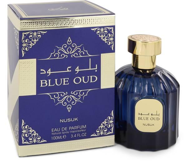 Nusuk Blue Oud Perfume