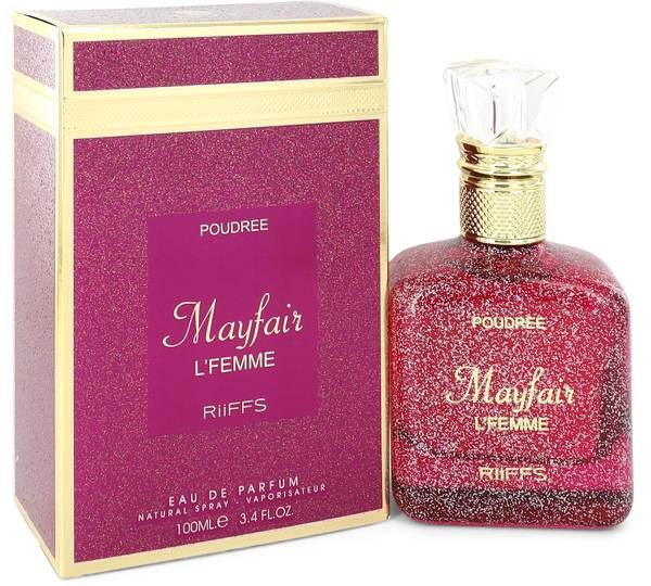 Mayfair L'femme Perfume by Riiffs