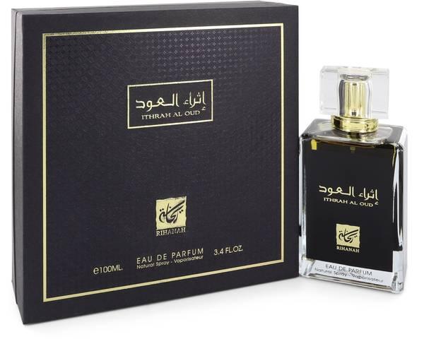 Rihanah Ithrah Al Oud Perfume