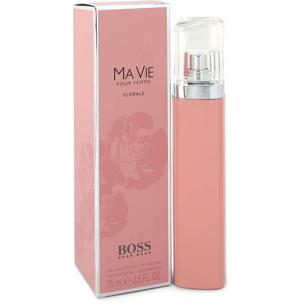 Boss Ma Vie Florale Perfume