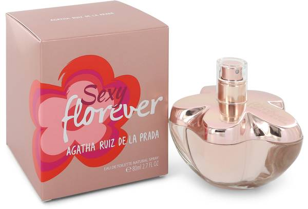 Agatha Ruiz De La Prada Sexy Florever Perfume