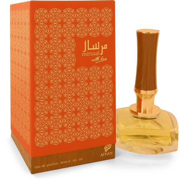 Afnan Mirsaal With Love Perfume