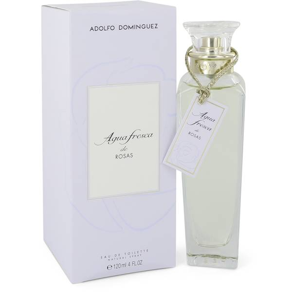 Agua Fresca De Rosas Perfume