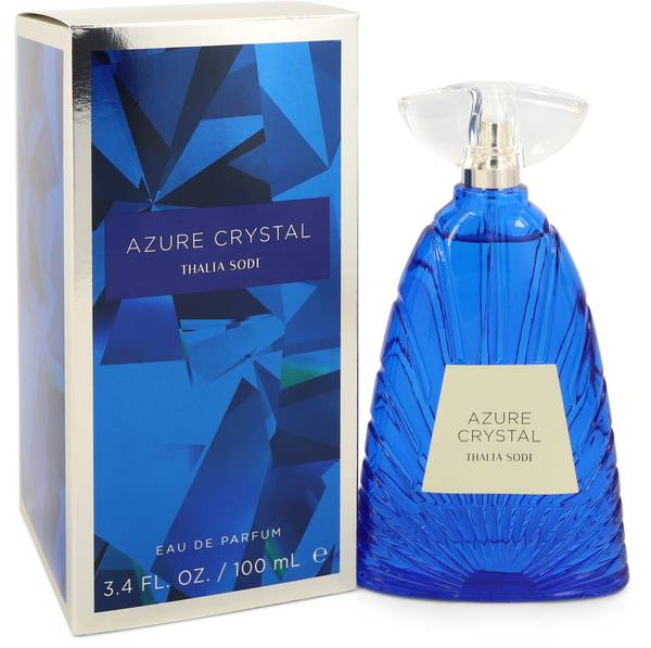 Azure Crystal Perfume