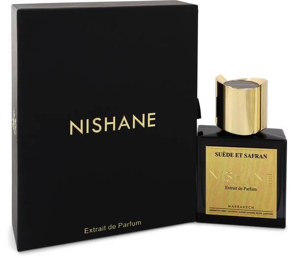 Nishane Suede Et Saffron Perfume