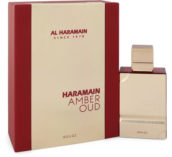 Al Haramain Amber Oud Rouge Cologne