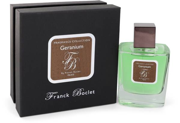 Franck Boclet Geranium Perfume