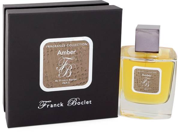 Franck Boclet Amber Cologne