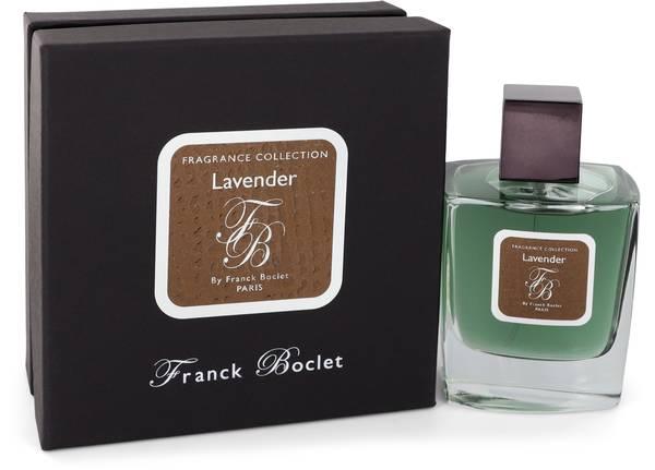 Franck Boclet Lavender Cologne