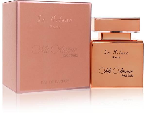 Mi Amour Rose Gold Perfume