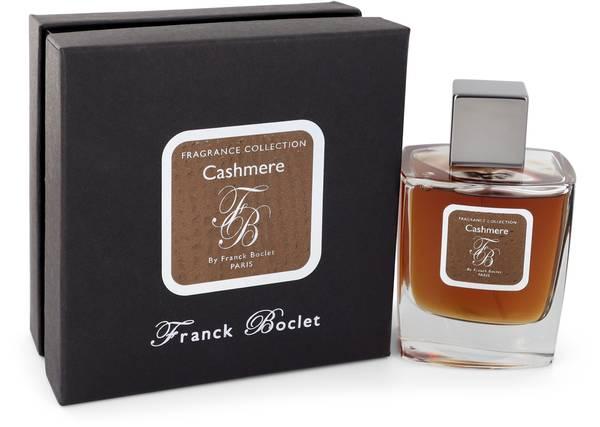 Franck Boclet Cashmere Perfume