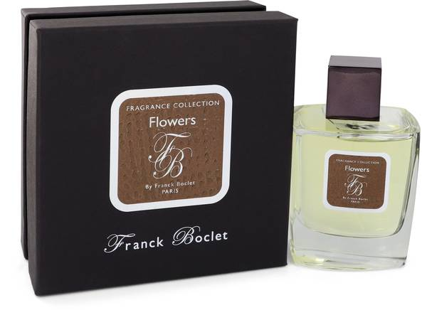 Franck Boclet Flowers Perfume