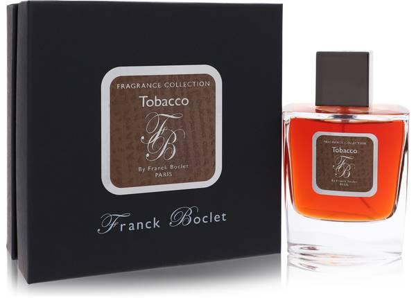 Franck Boclet Tobacco Cologne