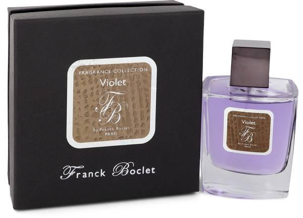 Franck Boclet Violet Perfume