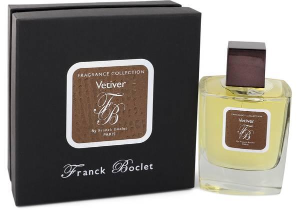 Franck Boclet Vetiver Perfume