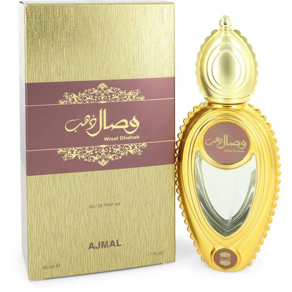 Wisal Dhahab Perfume by Ajmal