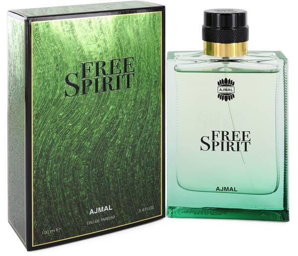 Ajmal Free Spirit Cologne by Ajmal