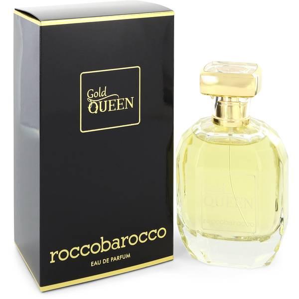 Roccobarocco Gold Queen Perfume