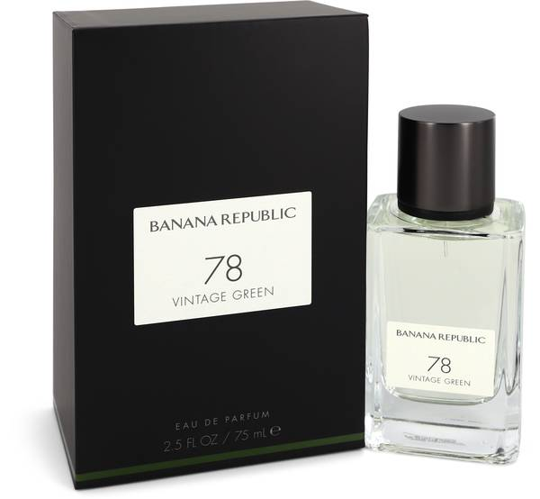 Banana Republic 78 Vintage Green Perfume