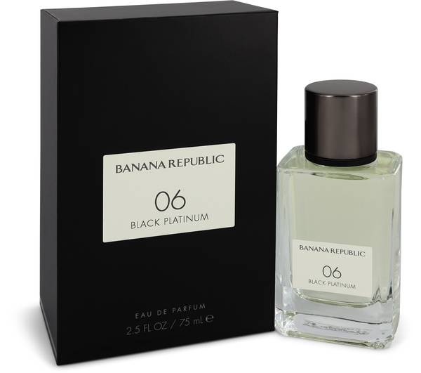 Banana Republic 06 Black Platinum Perfume