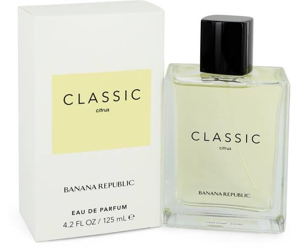 Banana Republic Classic Citrus Perfume