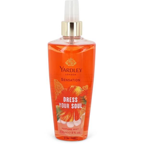 Yardley Dress Your Soul Perfume