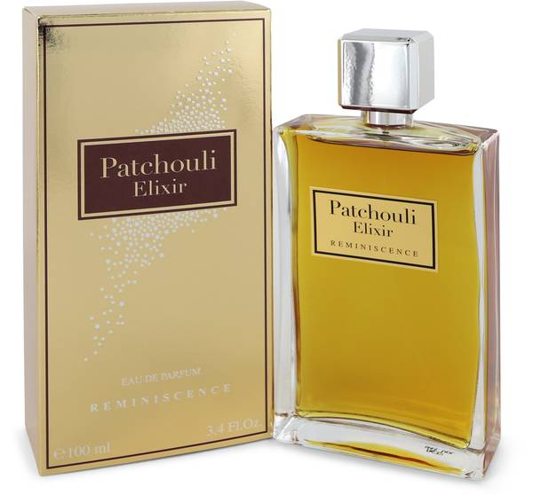 Patchouli Elixir Perfume by Reminiscence