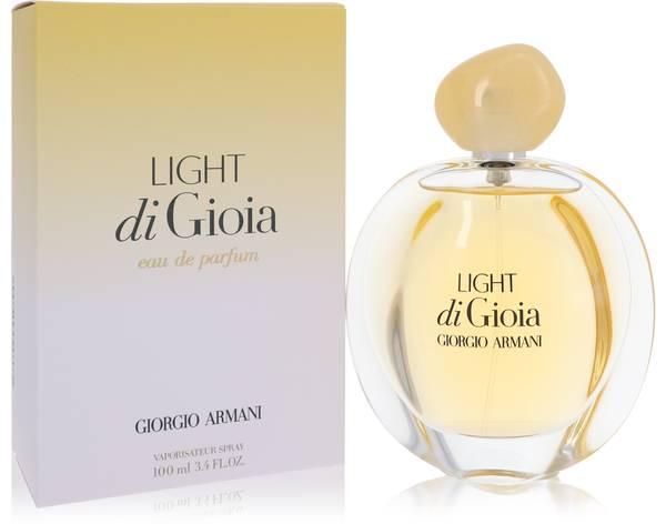 Light Di Gioia Perfume by Giorgio Armani