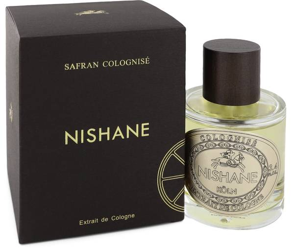 Safran Colognise Perfume by Nishane
