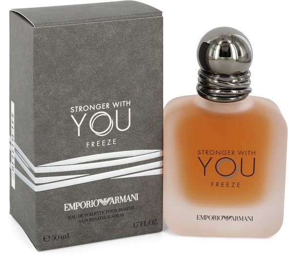 Stronger With You Freeze Cologne